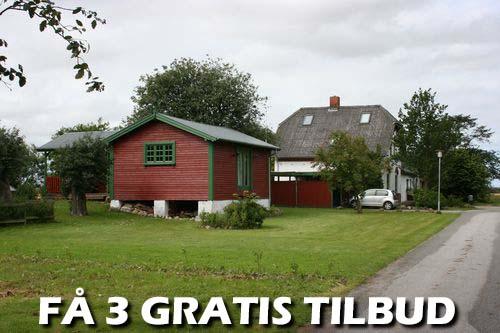 Billig flyttefirma Brøndby Strand