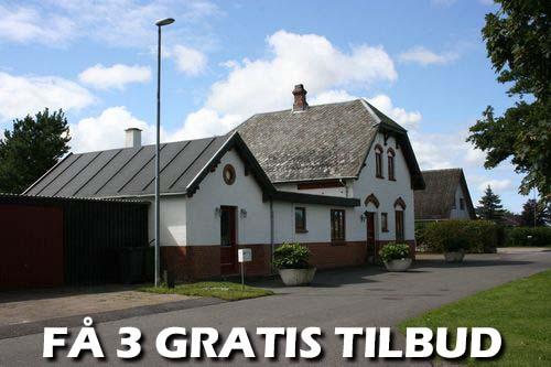 Billig flyttefirma Fredericia
