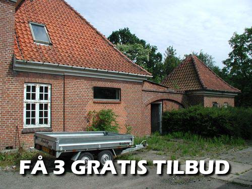 Billig flyttefirma Aalborg